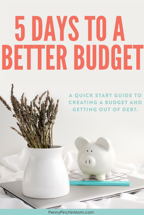 Learn How to Budget